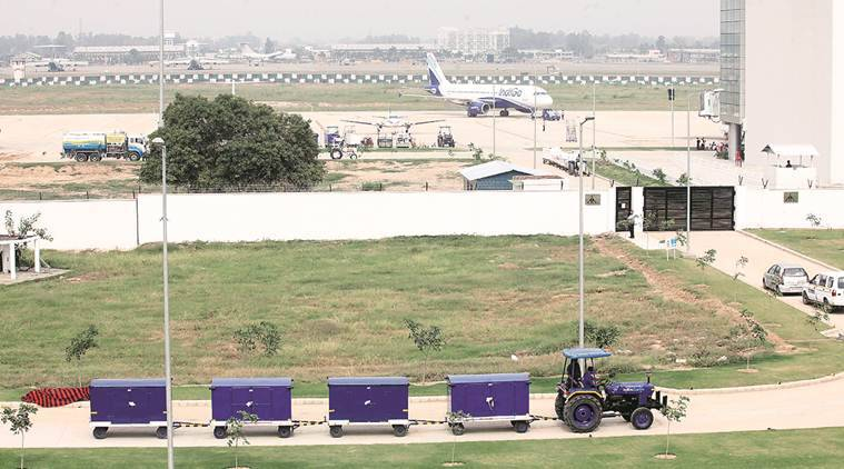 34 flights likely to operate from Chandigarh airport this summer