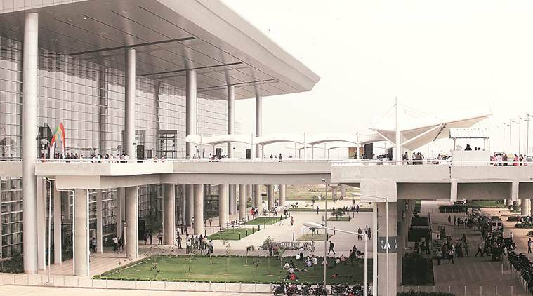 chandigarh international airport, gold smuggling, airport smuggling, indian express