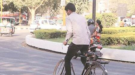 Bicycle-friendly Chandigarh by July2018