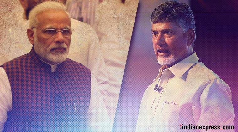 Andhra CM Naidu drags Modi's wife name for comments on son Lokesh