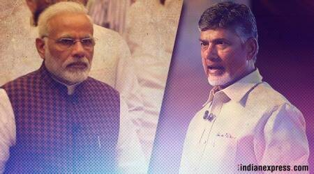 In Assembly, Chandrababu Naidu plays PM Modi's old speeches on special status