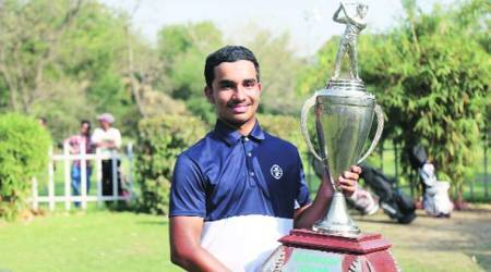 After injury setback, Haryana teen Shubham wins maiden IGU amateur title