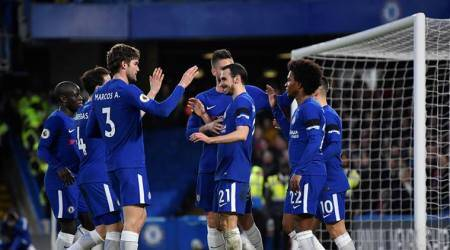 Chelsea edge Crystal Palace to get back to winning ways
