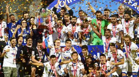 Chennaiyin FC defeated Bengaluru FC 3-2 in ISL final.
