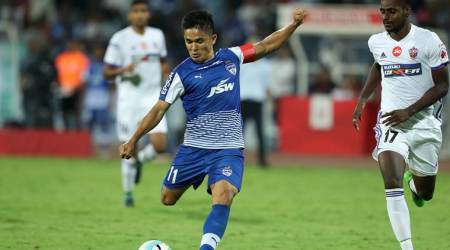 Bengaluru FC vs FC Pune City, Highlights: Sunil Chhetri magic takes Bengaluru to ISL 2018 final