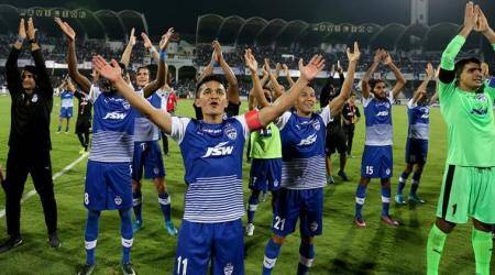 ISL 2017-18: Bengaluru FC eye title glory in debut season