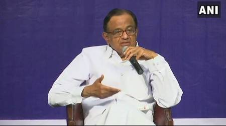 CAG report on telecom sector was gross exaggeration: Chidambaram