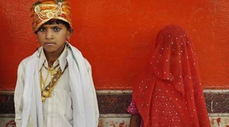 child marriage, child marriage india, child marriage india decline, National Human Rights Commission, NHRC, Protection of Child Rights, right to education, child marriage india numbers, indian express