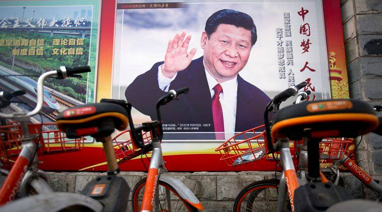 China targets robust growth as Xi bids to rule indefinitely