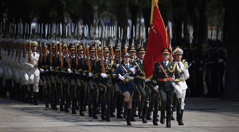 China, china slashes three lakh troops, people's liberation army, China defence, Chinese Premier Li Keqiang, Chinese army, world news, latest world news, indian express