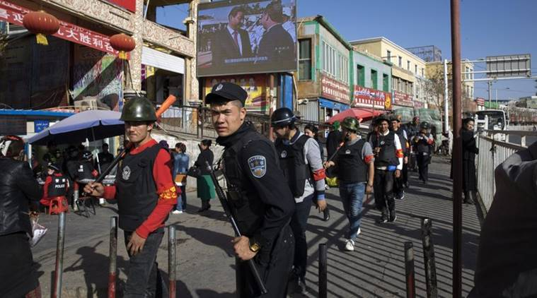 New China 'crime' crackdown targets threats to party rule