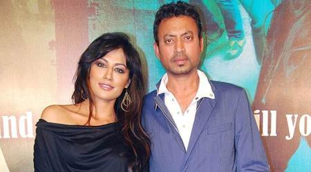 Chitrangda Singh on Irrfan's health: I really wish it's far less than what we are thinking and he gets well reallysoon
