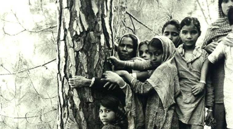 chipko movement pdf in bengali