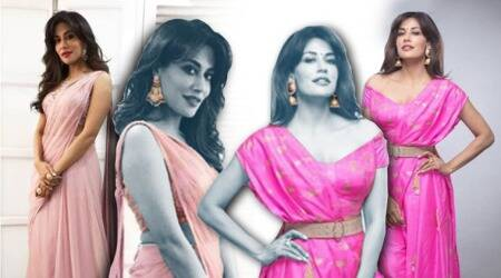 Shades of pink: Chitrangada Singh shows us different ways to wear the colour