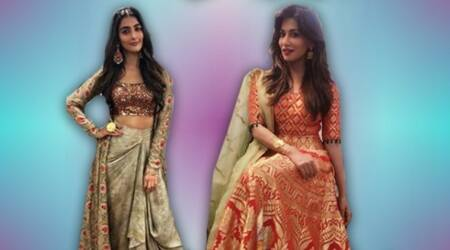Keeping it desi: When Pooja Hegde and Chitrangada Singh worked shades of orange and green
