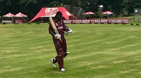 ICC World Cup qualifiers 2018: Chris Gayle slams 23rd ODI century against UAE