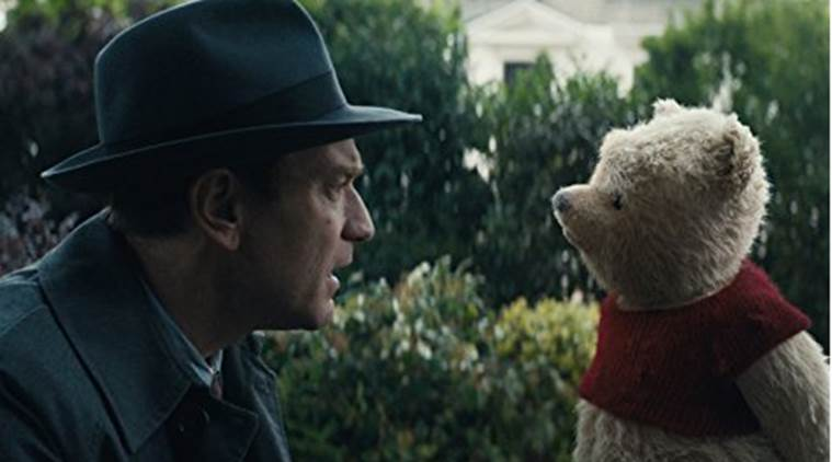 First teaser trailer for Disney's live-action Christopher Robin bounces in