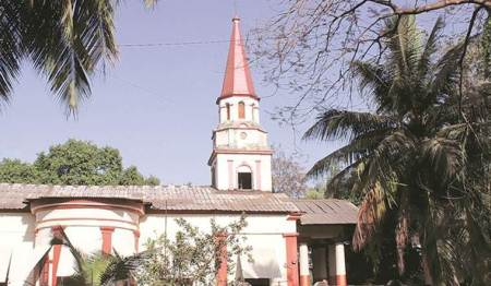 Mistaken by Thane residents as a Portuguese church, team stumbles upon Anglican church