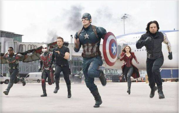 captain america civil war box office