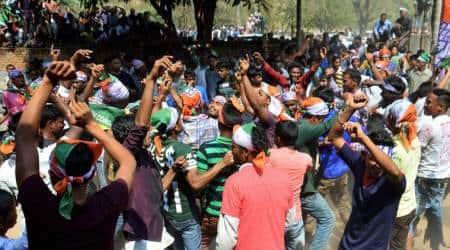Meghalaya elections, Congress Meghalaya result, Meghalaya govt, Mukul Sangma, BJP, Indian Express