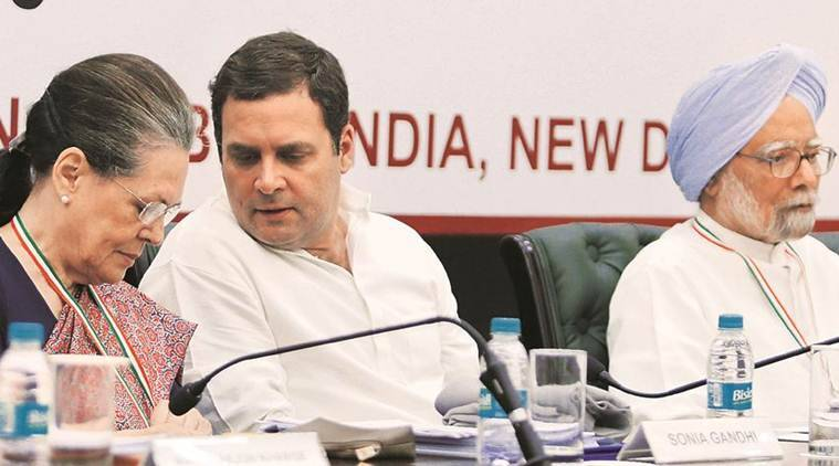 BJP is like Kauravas, Congress Pandavas: Rahul Gandhi