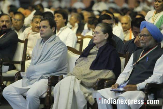 congress photos, rahul gandhi pics, sonia gandhi pictures, congress plenary session pictures, indian national congress images, manmohan singh photo, bharatiya janata party pics, indian express