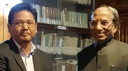 Meghalaya elections: Setback for Congress as NPP chief Conrad Sangma stakes claim to form government