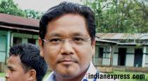 Meghalaya CM Conrad K Sangma says job tough, but expresses resolve to spur development