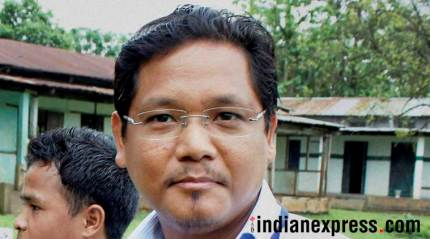 Meghalaya CM Conrad K Sangma says job tough, but expresses resolve to spurdevelopment
