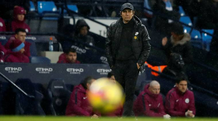 Antonio Conte: 'Manchester City game will be very difficult'