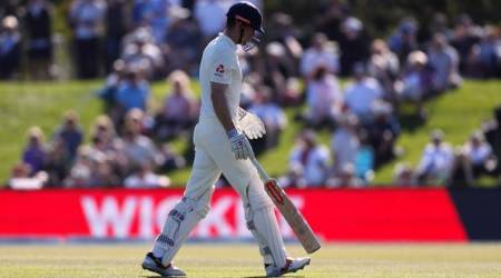 New Zealand vs England: Alastair Cook's slump continues, questions about retirement againlikely