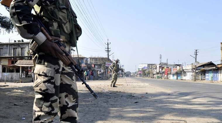CRPF back to same quandary on armoured vehicles: to use or not?