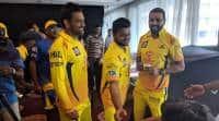 MS Dhoni, Suresh Raina, Dwayne Bravo return to Chennai Super Kingsfortress