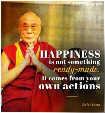 10 Dalai Lama Quotes That Will Help You Survive The Week Trending Gallery News The Indian Express