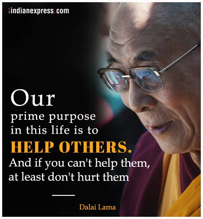 PHOTOS 60 Dalai Lama Quotes That Will Help You Survive The Week Amazing Help Quotes