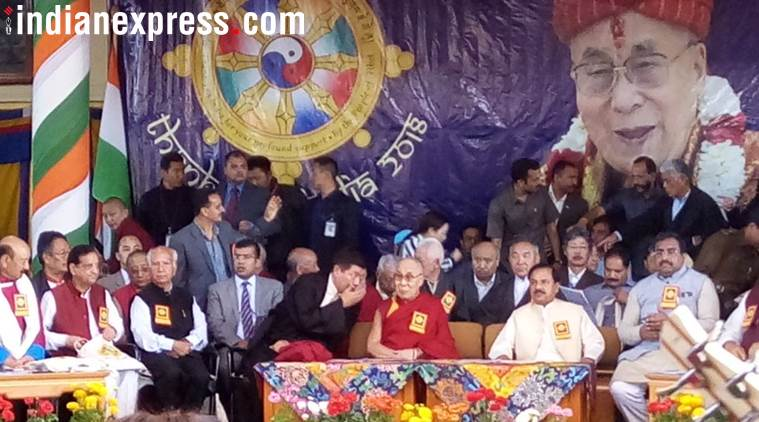 Dalai Lama Tibetan's Thank You India event LIVE UPDATES