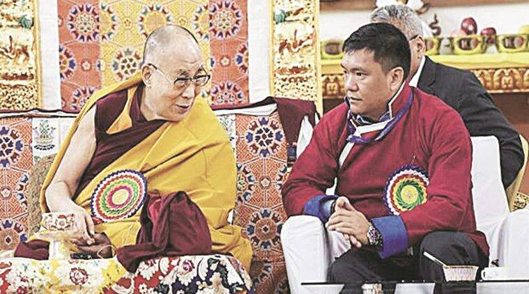 Govt sends out note Very sensitive time for ties with China so skip Dalai Lama events