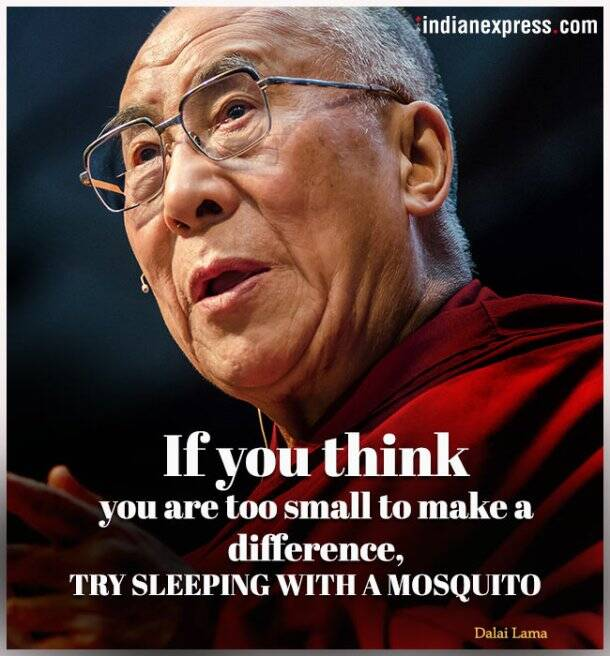 dalai lama quotes, famous quotes by dalai lama, famous quotes by dalai lama, indian express, indian express news