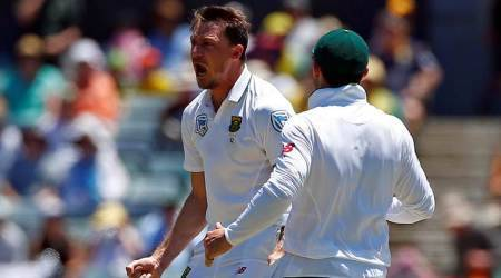 Dale Steyn, Dale Steyn bowling, Dale Steyn injury, Dale Steyn South Africa, Australia tour of South Africa, SA vs Aus 3rd Test, sports news, cricket, Indian Express