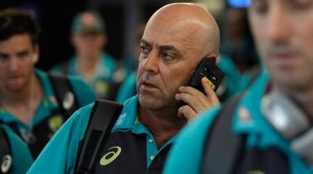 'What the f*** is going on?' Darren Lehmann's words at time ofball-tampering