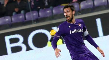 Fiorentina, Cagliari retire number 13 shirt in memory of Davide Astori