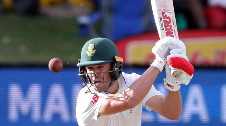 South Africa are playing second Test against Australia in Port Elizabeth.