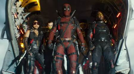 Deadpool 2 trailer: Merc with a Mouth is back with hisX-Force