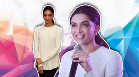 Deepika Padukone's monochrome outfit is a perfect blend of comfy and chic; see pics