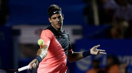 Juan Martin del Potro beats top seed Alexander Zverev to reach Acapulco final