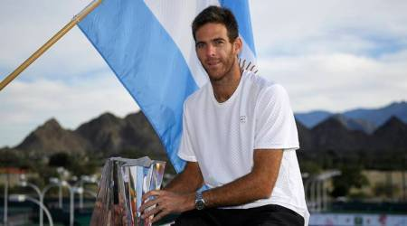 From thoughts of retiring to winning maiden ATP Masters 1000 title, Juan Martin del Potro returns to top
