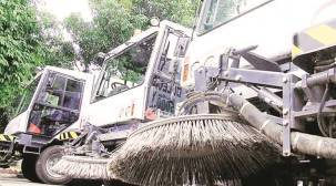 Dust from roads to be used for construction: EDMC