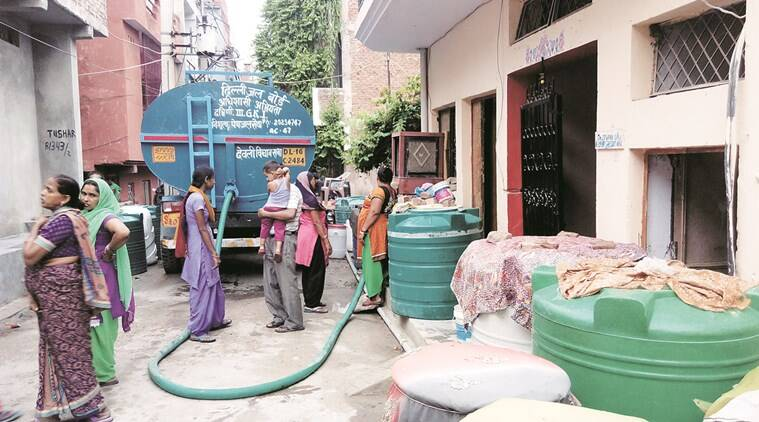 Delhi Jal Board moves Supreme Court over reduced water supply by Haryana