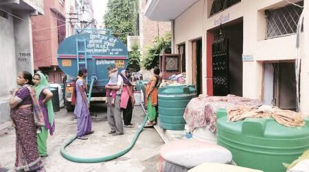 Delhi Jal Board moves SC over 'less' water supply by Haryana