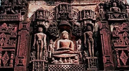 jain temple deogarh UP